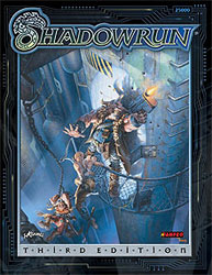 ShadowRun (3rd Edition) Logo Graphic