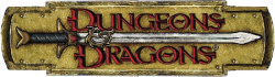 Dungeons & Dragons (v3.5) Logo Graphic