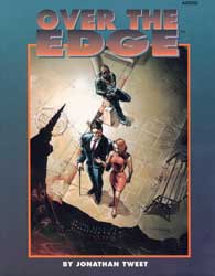 Over the Edge Logo Graphic
